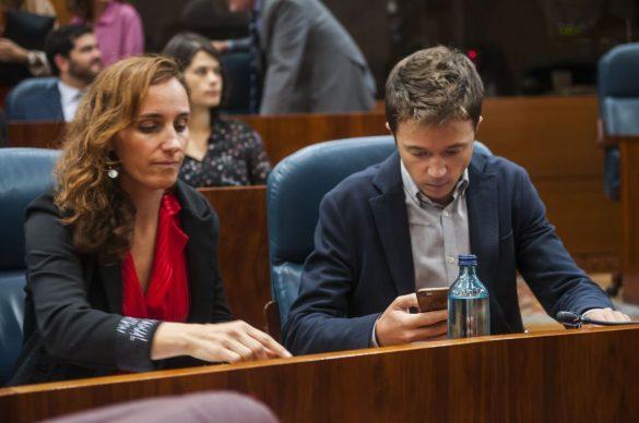 """Pablo Iglesias golpea la carrera electoral en Madrid: el """"comunismo"""" revoluciona el panorama político"""
