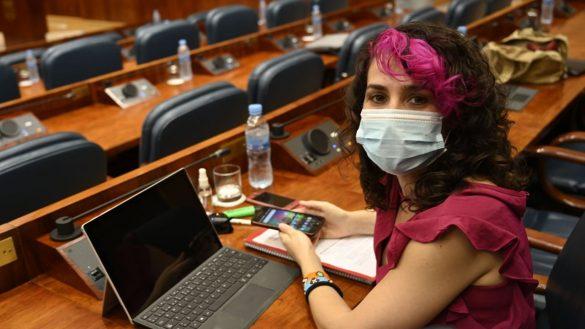"""Vanesa Lillo se excusa por su mensaje filtrado en el que llamaba """"ratas"""" a los de Podemos"""