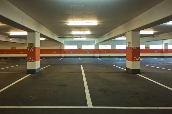 Elegir la mejor maquinaria para un parking