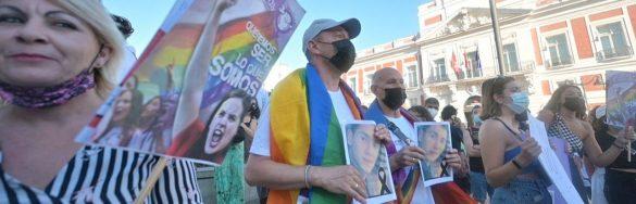 """la capital española solicita en Sol """"Justicia para Samuel"""", el joven asesinado de una tunda en A Coruña"""