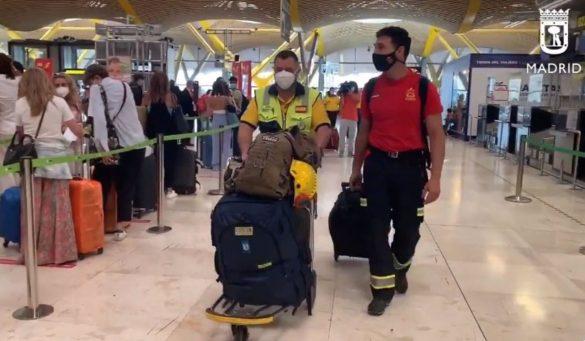 Parten cara Haití un bombero regional, un enfermero del Samur y 2 bomberos barceloneses para asistir tras el seísmo