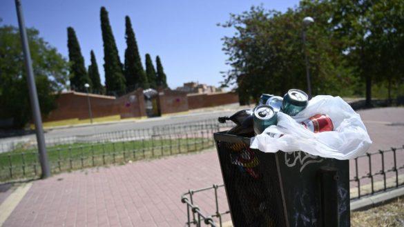 Suciedad, ratas y basura: el suplicio de los vecinos de Vicálvaro