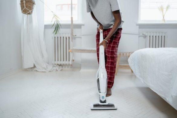 higiene de los espacios del hogar